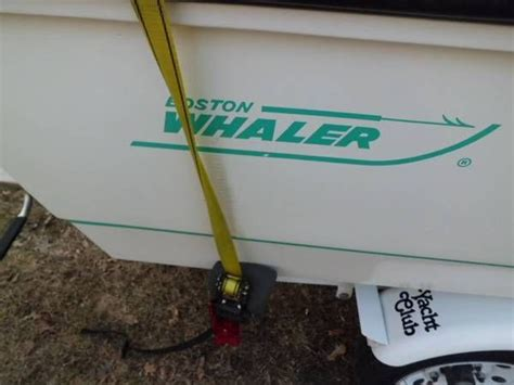 selling my boat on consignment boston whaler rage jet boat 14 and yacht club trailer