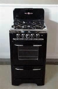 Apartment Size Stove Gas Black Apartment Size Vintage O Keefe Merritt Antique Gas