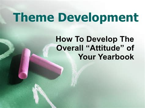 yearbook themes powerpoint school yearbook theme