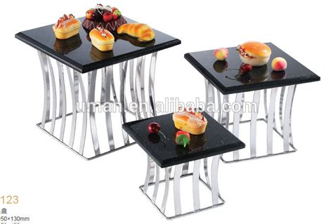 food display rack stand for buffet unit buy food