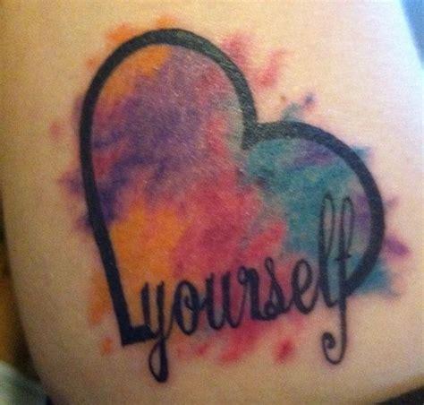 watercolor tattoos with words de 593 bedste billeder fra tattoos p 229