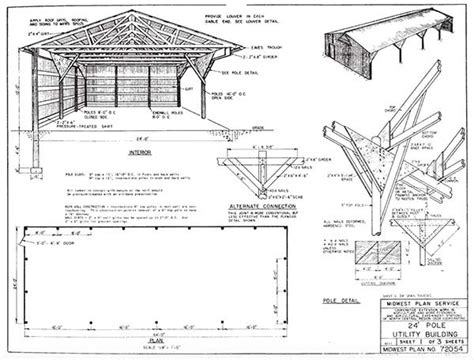 barn layout plans 153 pole barn plans and designs that you can actually build
