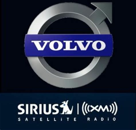volvo vehicles to 3 months sirius xm trial