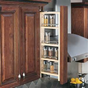 Kitchen Cabinet Pull Out Spice Rack Wall Spice Rack Pull Out Kitchen Needs Pinterest