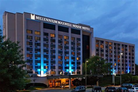Millennium Maxwell House by Millennium Maxwell House Nashville Cheap Hotel Rooms At