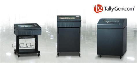 Printronix Line Matrix Printer P8205 Cabinet tallygenicom 6800 matrix line printer