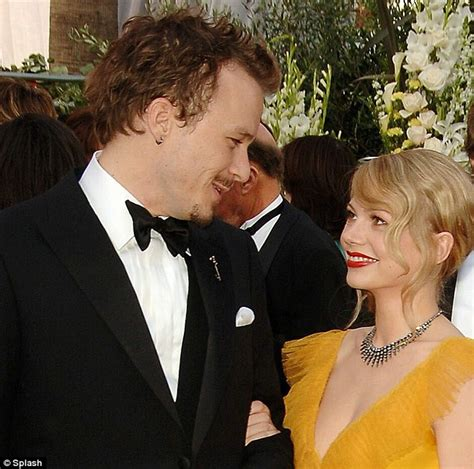 Heath Ledger And Williams Might Be Married by Williams Mystery Revealed As New York Artist