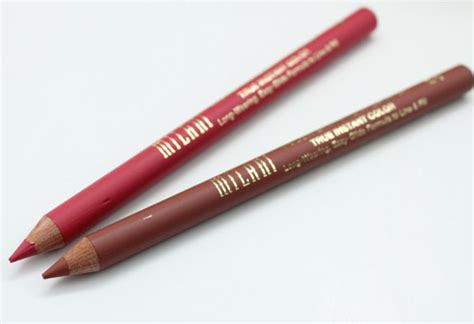 Lipstik Nyx Tahan Lama milani color statement lipstick and lip liners in pinks and corals for 2013 swatches