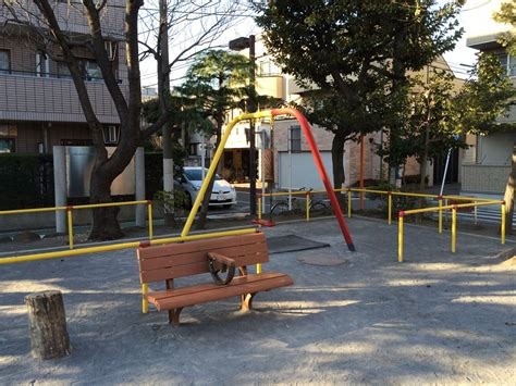 japan swing gohongi playground yutenji best living japan