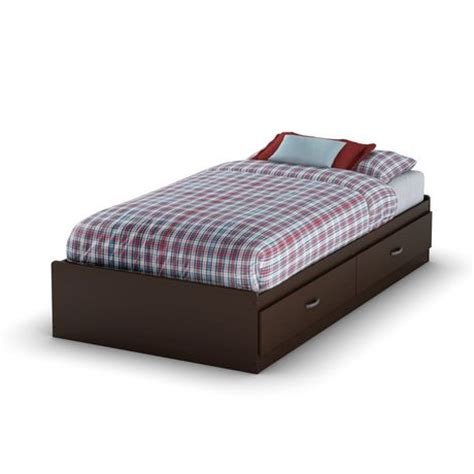 mates bed south shore logik mates bed 39 with 2 drawers