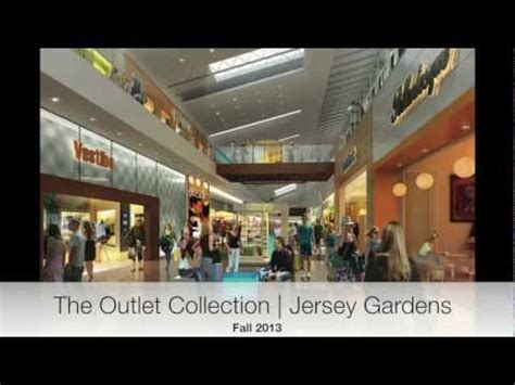 Elizabeth Gardens Mall by Jersey Gardens Outlet Mall Elizabeth New Jersey