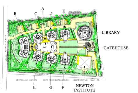 Floor Plans With Safe Rooms by Centre For Mathematical Sciences Site Plan