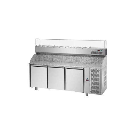 tavoli in granito tavolo pizza 60x40 refrigerato 3 porte piano in granito e