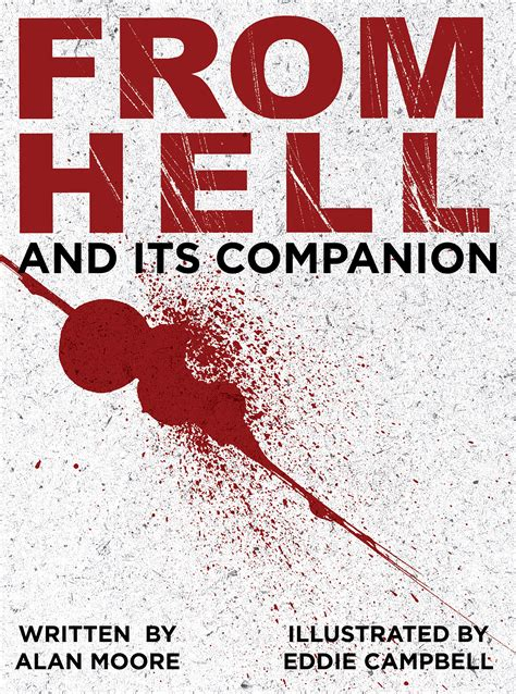 from hell companion the from hell from hell companion slipcase edition idw publishing
