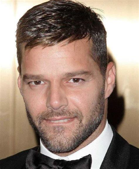 highline hairstyles for men 143 best images about ricky martin on pinterest