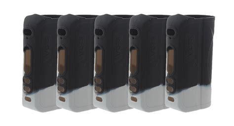 Authentic Hcigar Protective Silicone Sleeve For Vt75 75w Mod 2 8 83 authentic hcigar protective silicone sleeve for vt75 75w mod 5 pack 5 pack at