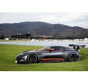 VIDEO A $4m Aston Martin Vulcan Takes To The Track  Business Insider