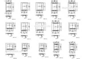 Elevator Floor Plan Symbol Elevators Kone Part 3 Dwg Free Cad Blocks