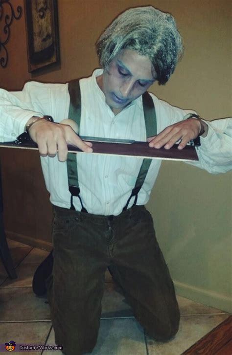 frozen jack dawson costume photo