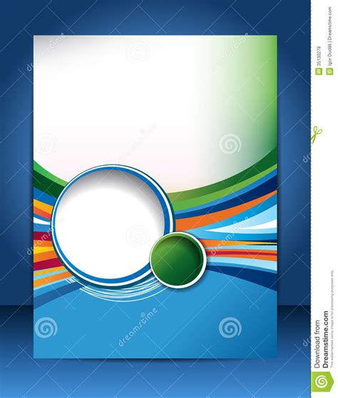 blank templates for flyers brochure design content background layout templ on blank