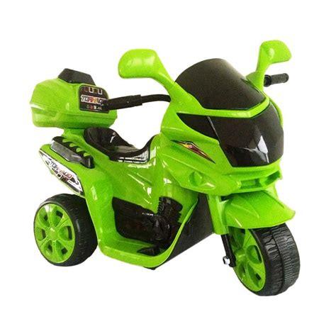 Motor Aki Tornado Mainan Anak Free Ongkir Se Jawa jual yotta tornado ride on motor aki hijau