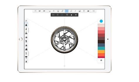 sketchbook ios post magazine autodesk releases sketchbook 4 0 for ios