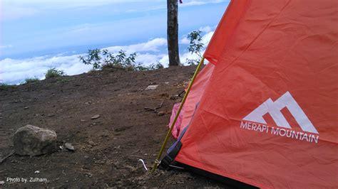Tenda Merapi Mountain pemeliharaan tenda part 1 merapi mountain