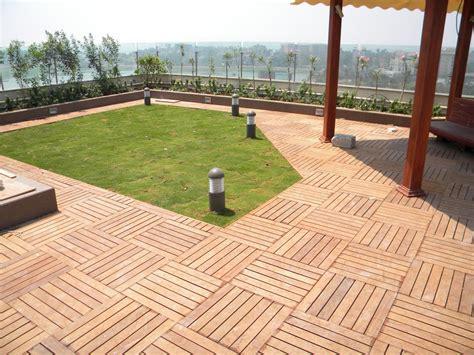 Patio Floor by Zion Impex Deck Flooring