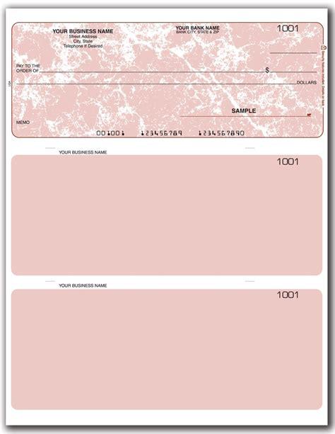 Quicken Quickbooks Laser Checks Style Lqal With Sle Business Check Sle Business Check Check Template Quickbooks