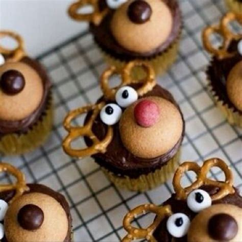 cute holiday desserts christmas pinterest