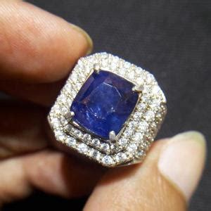 Liontin Perak Blue Safir 1 jual murai batu balak 8 inkuiri