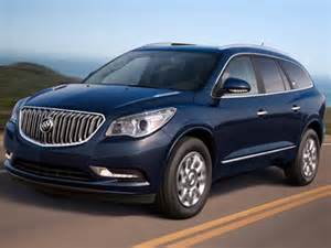 2015 Buick Suvs 2015 Buick Enclave Review Interior Exterior And Price