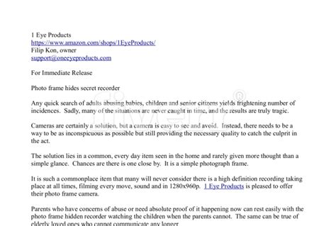 ap style press release template write you an ap style press release of 250 words by brbaker