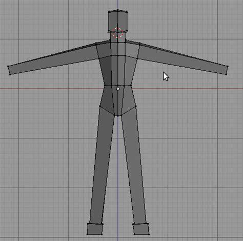 Blender Human Model