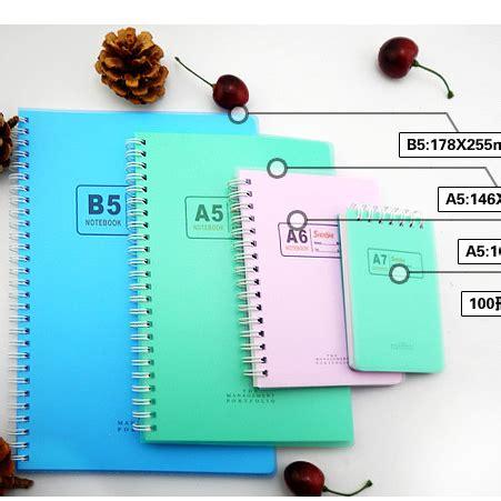 A5 A6 B5 Notebook a4 spirale notebooks a5 a6 a7 b5 g 252 nstige gro 223