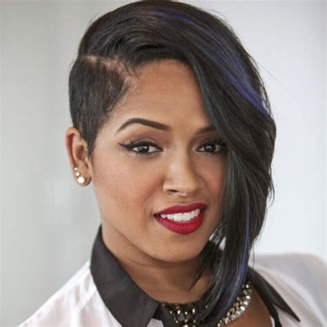 black women one side save bob haircut with shaved side haircuts models ideas