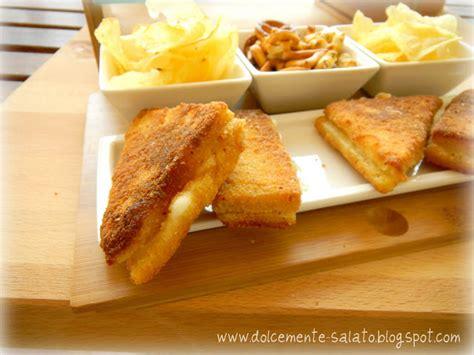 mozzarella in carrozza origine dolcemente salato aperitivo con mozzarella in carrozza