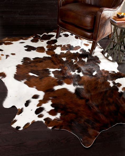 How To Make A Cowhide Rug cow hide rugs zebra hides in dubai dubai interiors