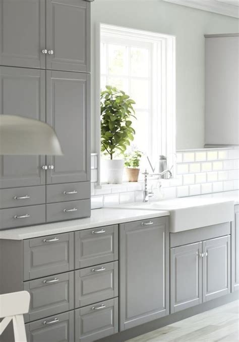 Grey Kitchen Cabinets Ikea Ikea S New Modular Kitchen Sektion Makes Custom Kitchens Possible For Everyone Skimbaco