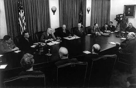 Dwight Eisenhower Cabinet Members by Eisenhower Administration Cabinet Members Images