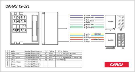 18 toyota audio wiring diagram preguntas frecuentes