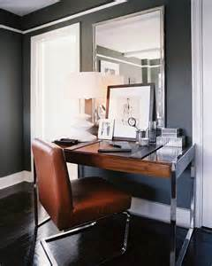 office paint gray walls contemporary den library office ralph
