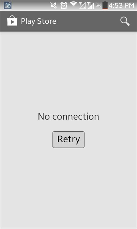 Play Store Problem Kibitzerwap How To Fix Playstore No Connection Problem