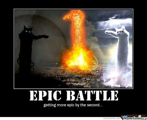 Meme Battle - epic battle by daleturcot meme center