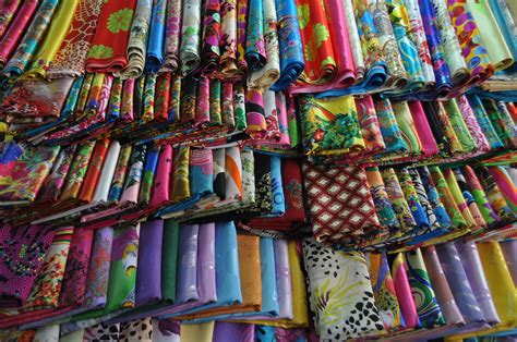 fabric from uganda a picture a day