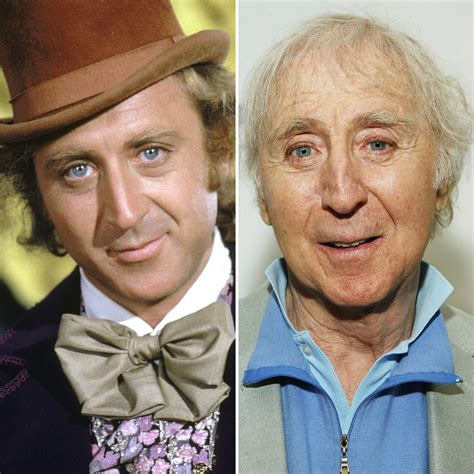 gene wilder today see the cast of willy wonka the chocolate factory then