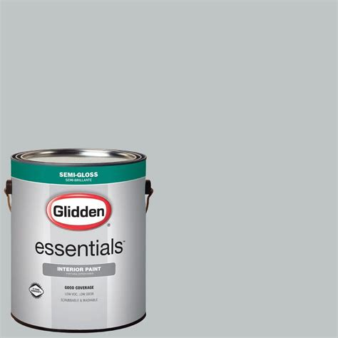 glidden candlestick silver 100 glidden candlestick silver glidden essentials 1 gal hdgcn37u silver reflection semi