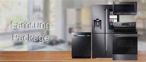 Samsung Kitchen Appliances Kitchen Interior Samsung Kitchen Appliance Packages Refrigerator Range Dishwasher Combo Low