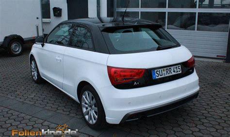 Audi A1 Aufkleber by Wei 223 Archive Folienking De