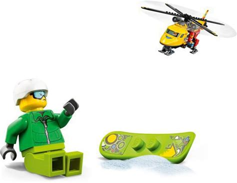 Lego City 60179 Ambulance Helicopter lego city 60179 ambulance helikopter kopen olgo nl